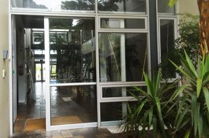 automated access doors