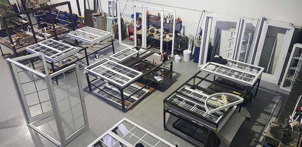 Custom Aluminium installation in Durbanville